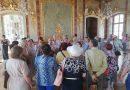 Naujenes pagasta seniori apmeklēja nozīmīgāko baroka stila pils Latvijā – Rundāles pili