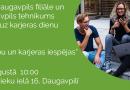 """Karjeras dienas """"Mācību un karjeras iespējas"""" Daugavpilī"""