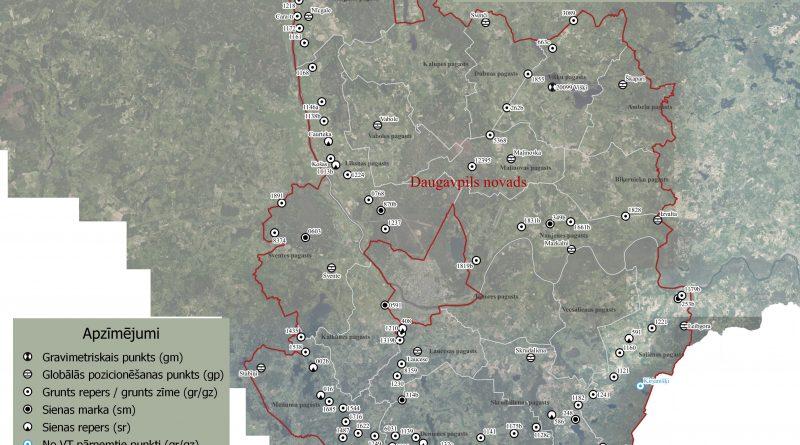 Latvijas Ģeotelpiskās informācijas aģentūra informē