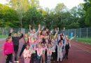 Aizvadītas Bērnu un jauniešu sporta spēles