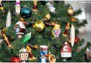 """Naujenes tautas bibliotēkas aicinājums piedalīties akcijā """"Manas bērnības Ziemassvētku rotājumi"""""""