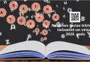 Naujenes tautas bibliotēka tiešsaistē un virtuāli 2020
