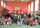 Veselības diena Naujenes pamatskolā